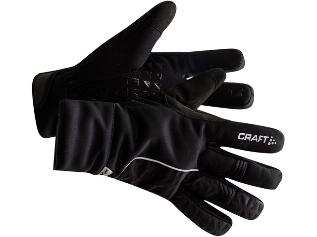 Craft Siberian 2.0 - Guantes largos - negro
